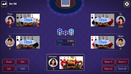 Hong Kong Poker 1.1.2 screenshots 2