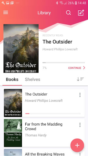eBoox: Reader for fb2 epub zip books apktram screenshots 1