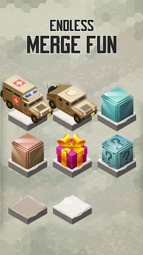 Merge Military Vehicles Tycoon 1.1.4 screenshots 3
