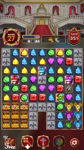 Grand Jewel Castle: Graceful Match 3 Puzzle 1.2.5 screenshots 8