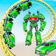 Roller Coaster Robot Car Games: Transform Robot Download on Windows