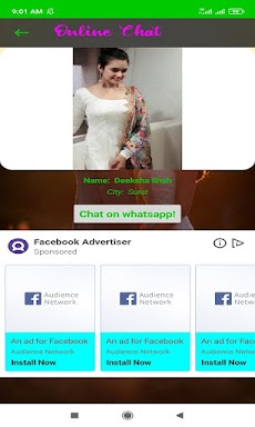 Girls Mobile Number For Video Chatのおすすめ画像4