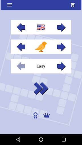 Crossword Thematic apkpoly screenshots 5