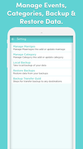 Event Planner - Guests, To-do, Budget Management 1.3 Screenshots 8