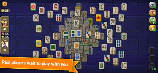 Mahjong Maya Puzzle Live Duels  screenshots 9