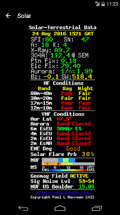 Ham Radio Utility Screenshot