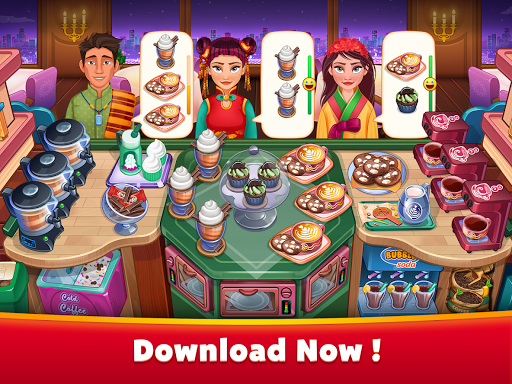 Asian Cooking Star: New Restaurant & Cooking Games android2mod screenshots 11