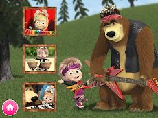 Masha and the Bearの知育ゲームのおすすめ画像2