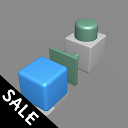 Push them all 3D - Smart block puzzle game