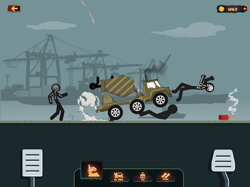 Epic Stickman Destruction Game 1.4 screenshots 5