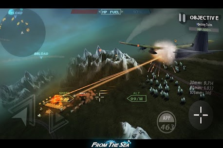 FROM THE SEA 2.0.7 Apk + Mod 2