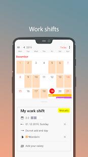 Nalabe Calendar  3 in 1 ・Planner & organizer