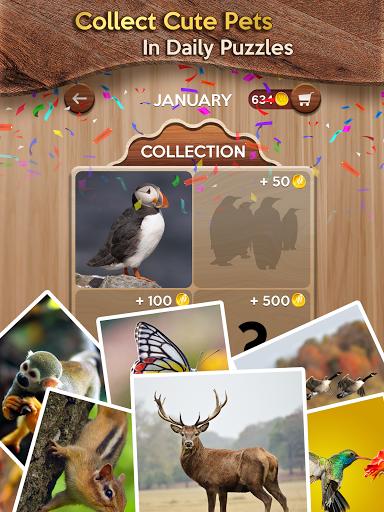 Woody Cross u00ae Word Connect Game 1.0.13 screenshots 9