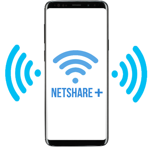 Baixar NetShare+  Wifi Tether