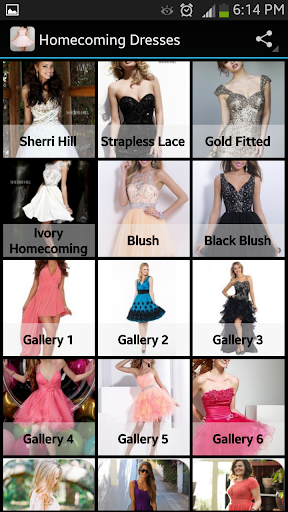 Homecoming Dresses For PC Windows (7, 8, 10, 10X) & Mac Computer Image Number- 5