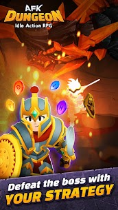 AFK Dungeon Mod Apk: Idle Action RPG (Unlimited Gold/Diamonds) 7
