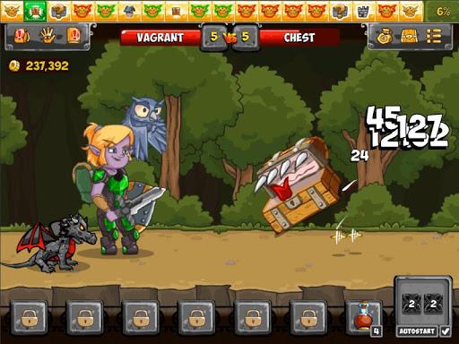 Let's Journey - idle clicker RPG - offline game 1.0.19 screenshots 14