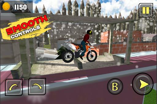 Real Bike Stunt - Moto Racing 3D 1.0.9 screenshots 4