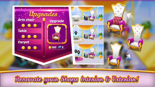 Shopping Fever Mall Girl Cooking Games Supermarket  Screenshots 18