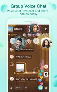 Yalla – Free Voice Chat Rooms MOD APK (Premium) 3