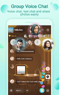 Yalla - Free Voice Chat Rooms