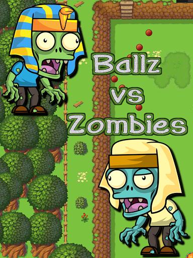 Ballz vs Zombies, zap a zombie  screenshots 13