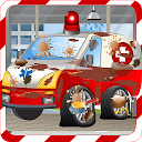 Car Wash Games -Ambulance Wash