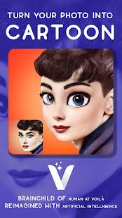 Voilu00e0 AI Artist - Photo to Cartoon Face Art Editor 0.9.15 (67) Screenshots 1