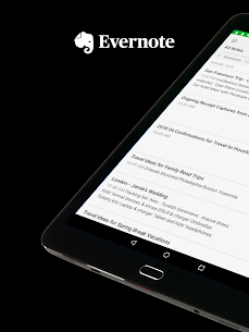 Evernote – Notes Organizer & Daily Planner 9