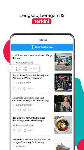 kumparan – Berita Indonesia Terkini