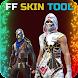 FFF Skin Tool Diamonds Emote Skipper skin