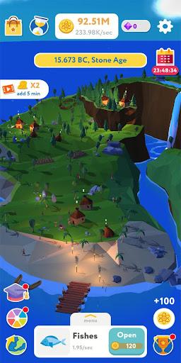 Evolution Idle Tycoon - Earth Builder Simulator  screenshots 13