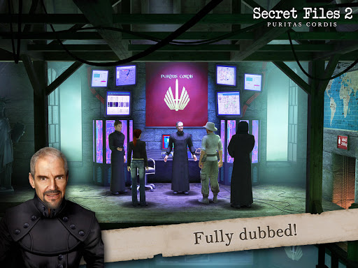 Secret Files 2: Puritas Cordis apkpoly screenshots 6