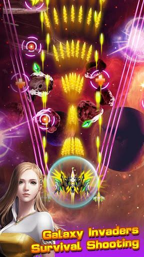 Galaxy Shooter-Space War Shooting Games  screenshots 5