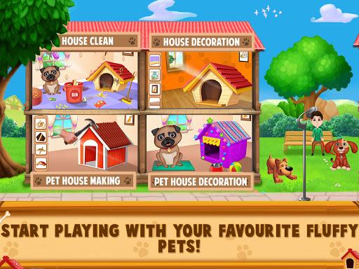 Code Triche My Pet House Story - Pet Puppy Daycare games  APK MOD (Astuce) screenshots 2