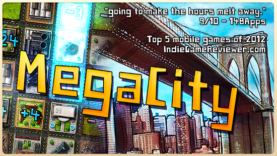 MegaCity Screenshot