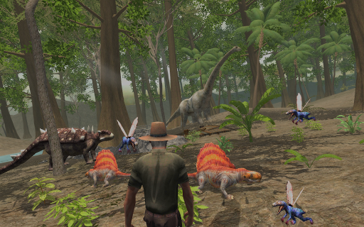 Dinosaur Safari: Online Evolution  screenshots 5