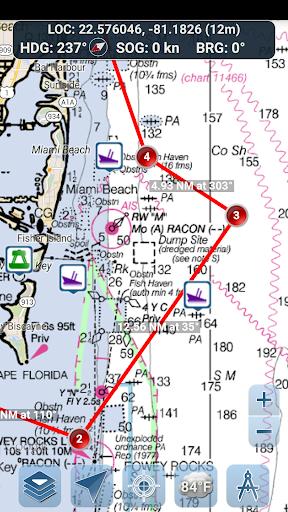 Marine Ways - Free Nautical Charts 1.24 Screenshots 5