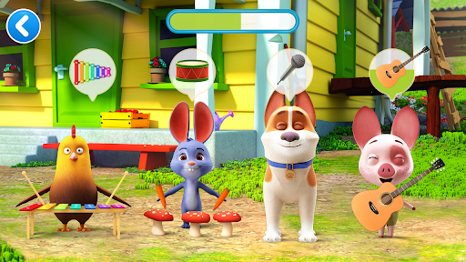 LooLoo Kids World: Learning Fun Games for Toddlers  screenshots 7