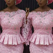 African Lace Fashion & Style 2021