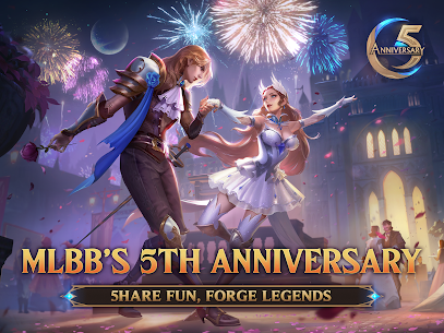 Mobile Legends: Bang Bang Mod Apk (Drone View) free on Android 9