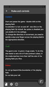 Snake on cells For Android 5