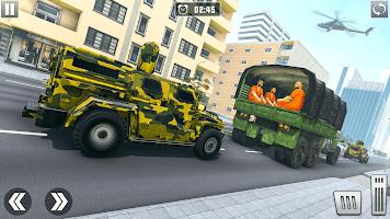 Grand Jail Prisoner Transport: Prisoner Games