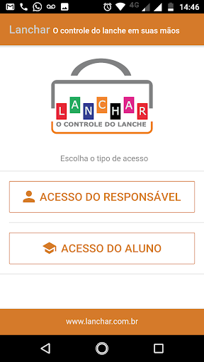Lanchar Escola 2.12.0 Screenshots 1
