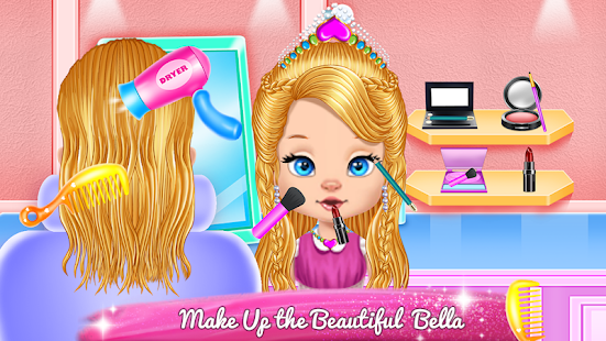 Little Bella Braided Hair Salon 1.1.1 Screenshots 3