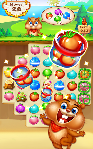 Farm Harvest 3- Match 3 Game 3.8.3 screenshots 14