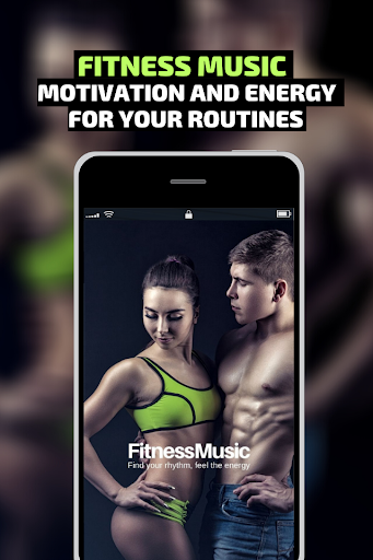 Fitness Music Workout Radio 1.3 screenshots 1