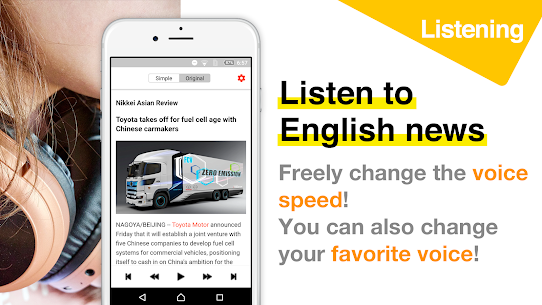 Listen News  English For Pc (Free Download On Windows 10, 8, 7) 2