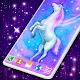 unicorn.horse.magic.background