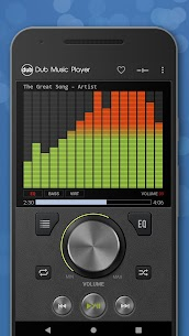 Dub Music Player – Free Audio Player, Equalizer 🎧 1